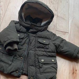Baby Gap winter jacket!! ❄️⛄️